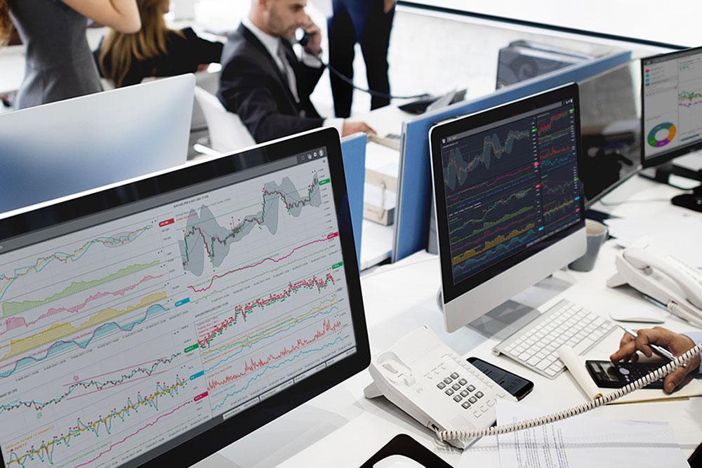profesjonalna platforma transakcyjna, automatyzacja handlu, trading platform, robot