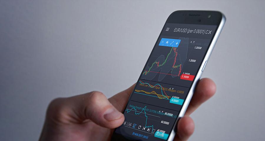 mobilna platforma transakcyjna, Exeria, mobile trading platform, rachunek inwestycyjny, EURUSD, bitcoin
